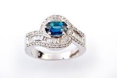 Boucles de diamant Photo stock