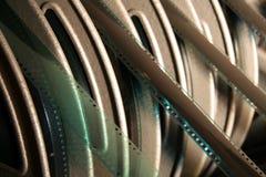 Boucles de film Photographie stock libre de droits