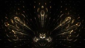 Boucles du téléchargement 60fps VJ Boucle des visuels VJ de club illustration stock