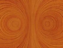 Boucles en bois Photo libre de droits