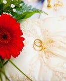 boucles wedding Image libre de droits