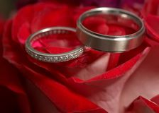 boucles wedding Images stock