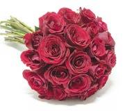 Boucquet de la rosa del rojo Imagen de archivo libre de regalías
