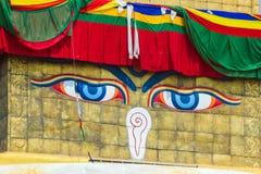 Boudanath Stupa Imagen de archivo