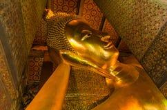 Bouddha étendu image libre de droits