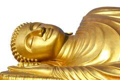 Bouddha étendu Photo libre de droits