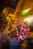 Bouddha étendu photos libres de droits