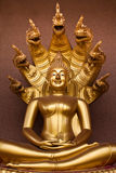 Or Bouddha Images stock