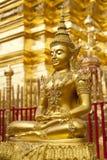 Or Bouddha Image libre de droits