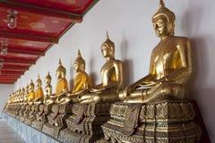 Or Bouddha Photos libres de droits
