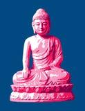 Bouddha 1 Image libre de droits