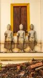 Bouddha après des inondations Photo libre de droits