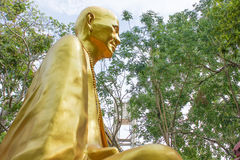 Bouddha assis Photos stock