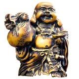 Bouddha avec de l'argent Photos libres de droits