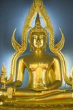 Bouddha chez Wat Benjamabopith Photos libres de droits