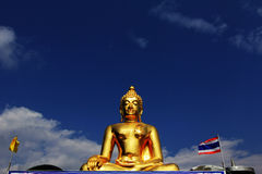 Bouddha d'or Images stock