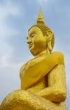 Bouddha d'or Image libre de droits
