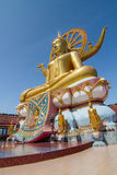 Bouddha d'or Photographie stock