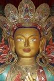 Bouddha d'or Photo libre de droits