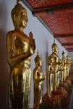 Bouddha d'or Images libres de droits