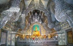 Bouddha d'or dans le symbole de Thailand photo libre de droits