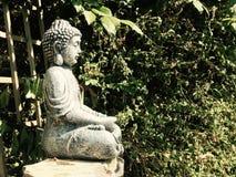 Bouddha dans la méditation Image libre de droits