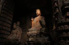 Bouddha dans théatral Images stock
