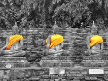 Bouddha dans Thailad Images stock