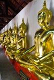 Bouddha de la Thaïlande images libres de droits