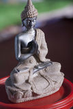 Bouddha de prière Photographie stock