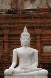 Bouddha en pierre photographie stock