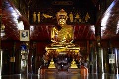 Bouddha en Thaïlande Photographie stock libre de droits