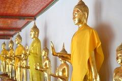 Bouddha en Wat Pho Temple Images libres de droits