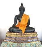 Bouddha en Wat Pho Temple Photographie stock