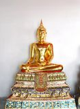 Bouddha en Wat Pho Temple Photos stock