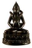 Bouddha et son époux Photographie stock