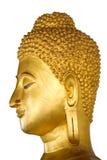 Bouddha font face Image libre de droits