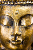 Bouddha font face Photos stock