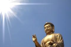 Bouddha géant Images libres de droits