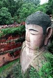 Bouddha géant Photos stock