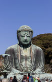 Bouddha grand de Kamakura Image stock