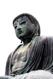 Bouddha grand de Kamakura (Daibutsu) Images libres de droits