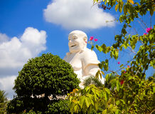 Bouddha heureux Image libre de droits