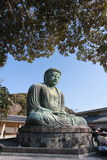 Bouddha Japon grand Photo libre de droits