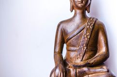 Bouddha méditant Images stock