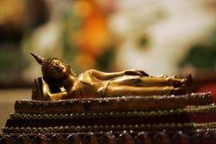 Bouddha menteur Images stock