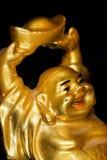 Bouddha riant Photo libre de droits