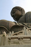 Bouddha s'asseyant Photo stock