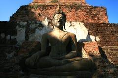 Bouddha s'asseyant Image stock