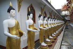 Bouddha se tenant ensemble Images libres de droits
